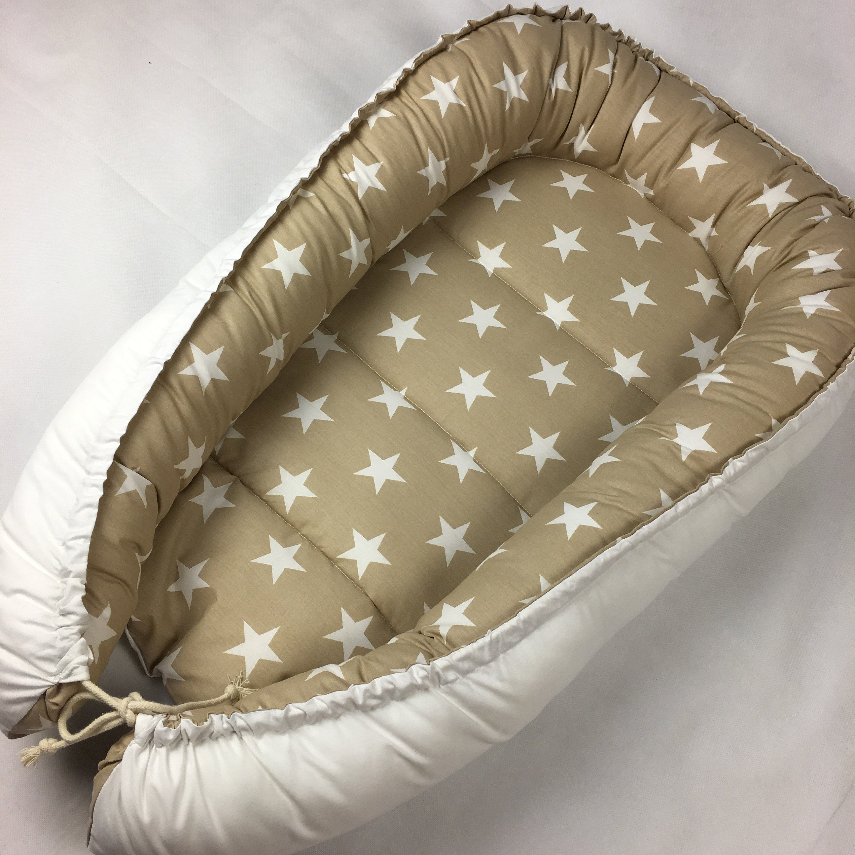 Newborn Size Baby Nest Babynest Sleep Bed Cot Snuggle Nest