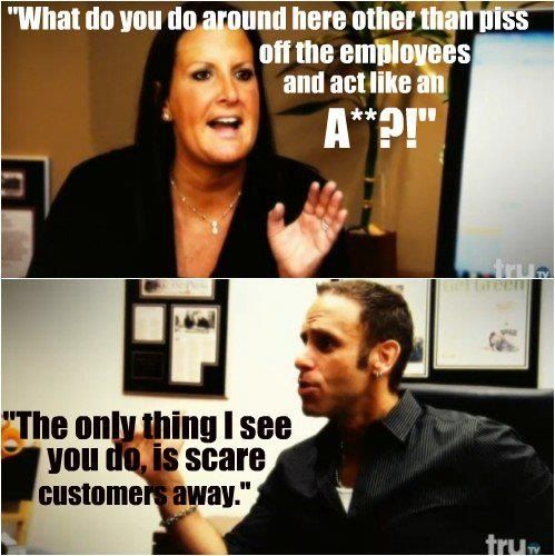 Hardcore Pawn/Pawn Stars Shows-Funnies