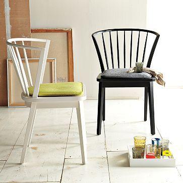 Dining Head Chair Option 3 Do Them In Black Modern Windsor