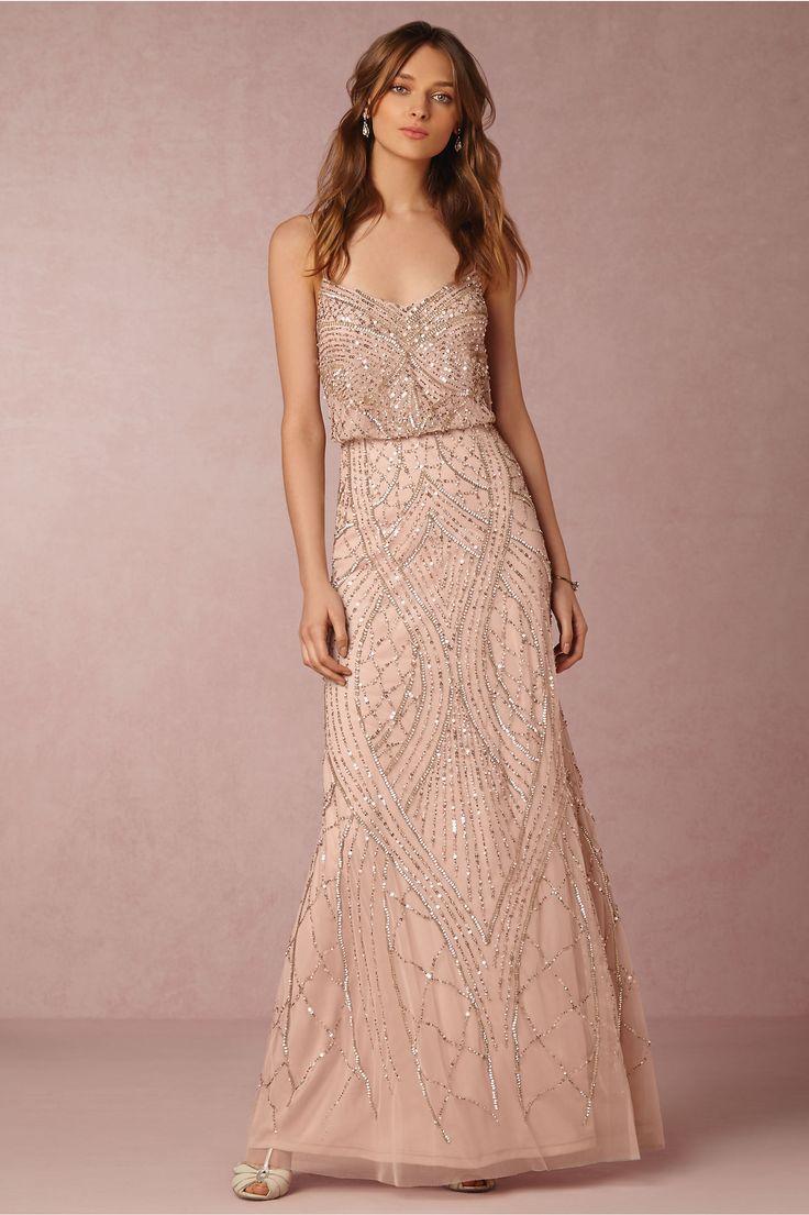 Adrianna Papell – Tobin Dress | Vestidos de dama, Vestiditos y ...