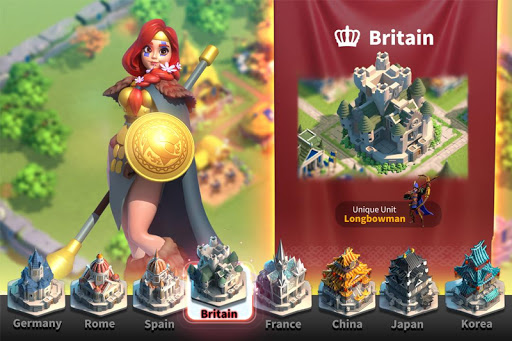 Rise of Kingdoms Lost Crusade 1.0.28.18 APK MOD Hack