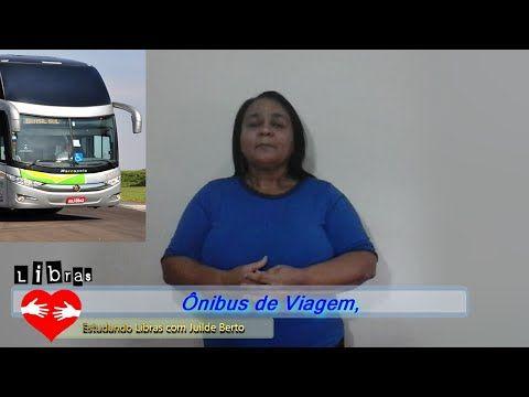 Meios de Transporte em Libras - YouTube