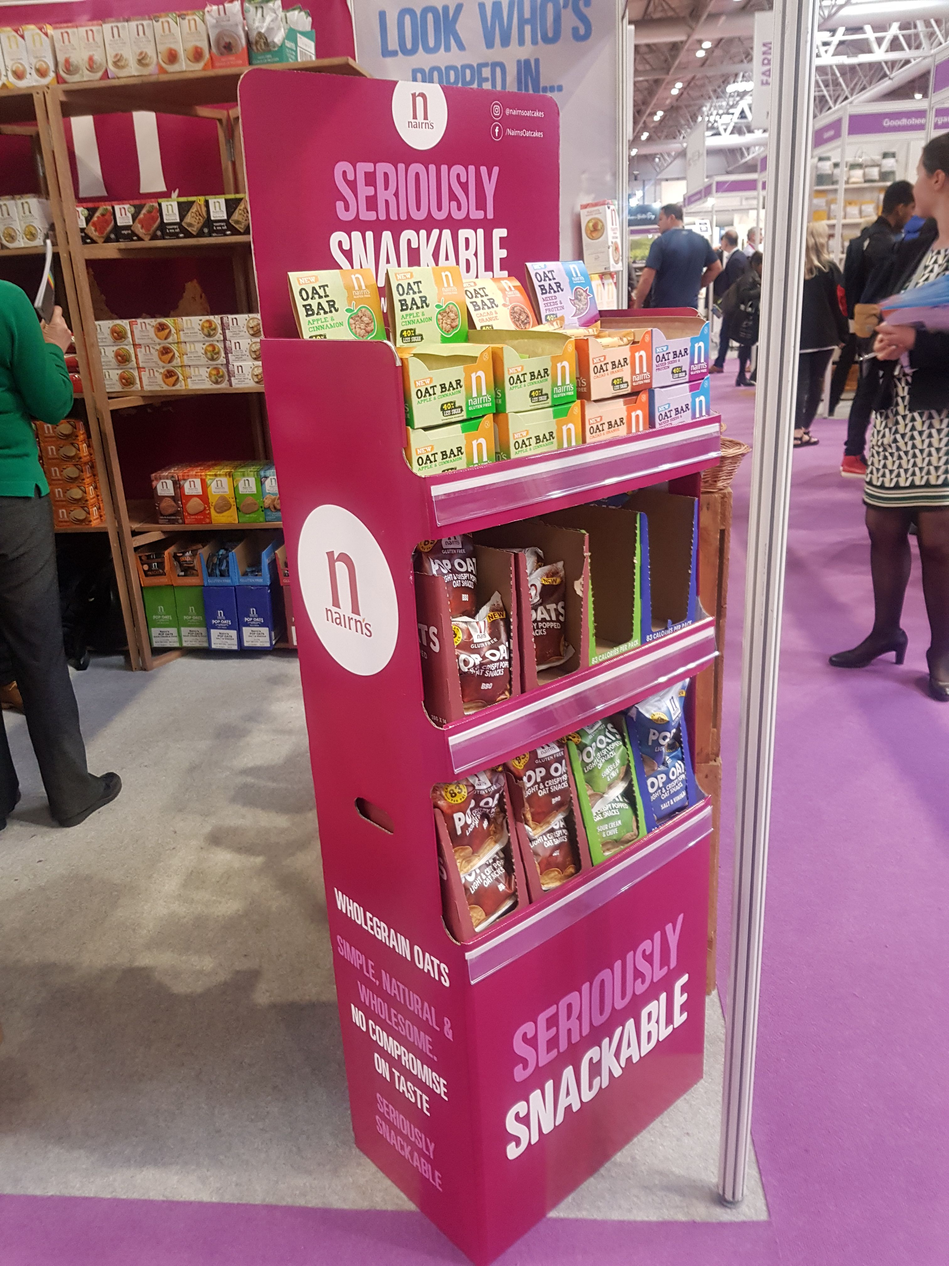 D Printing Exhibition Nec : Visited the national convenience show and stumbled upon this