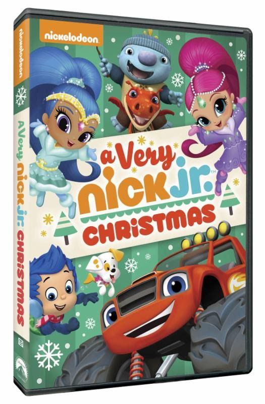 Nick jr 12 days of christmas giveaways to friends