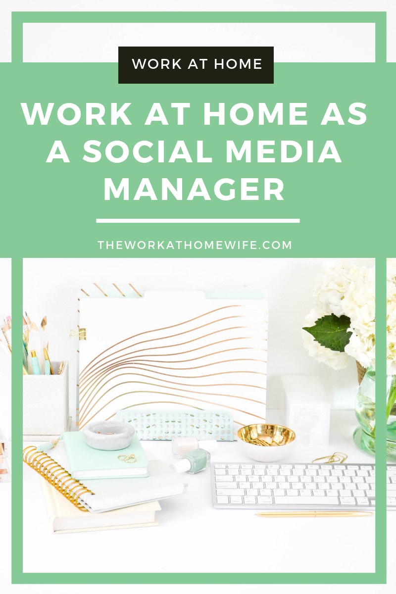 How To Become A Social Media Manager Home Insurance Work From