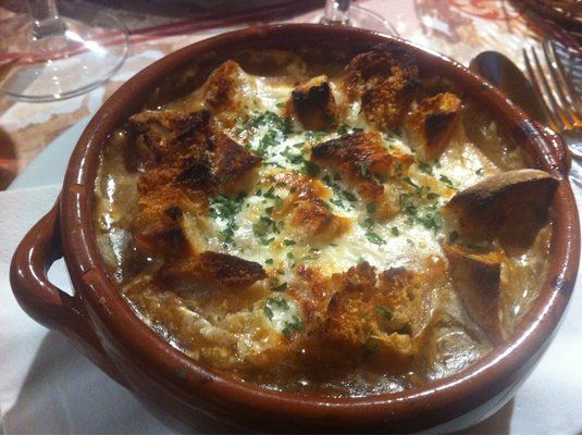 LE REFUGE DES MOINES/ Amazing traditional French Food  & Soupe a l'oignon | Yelp