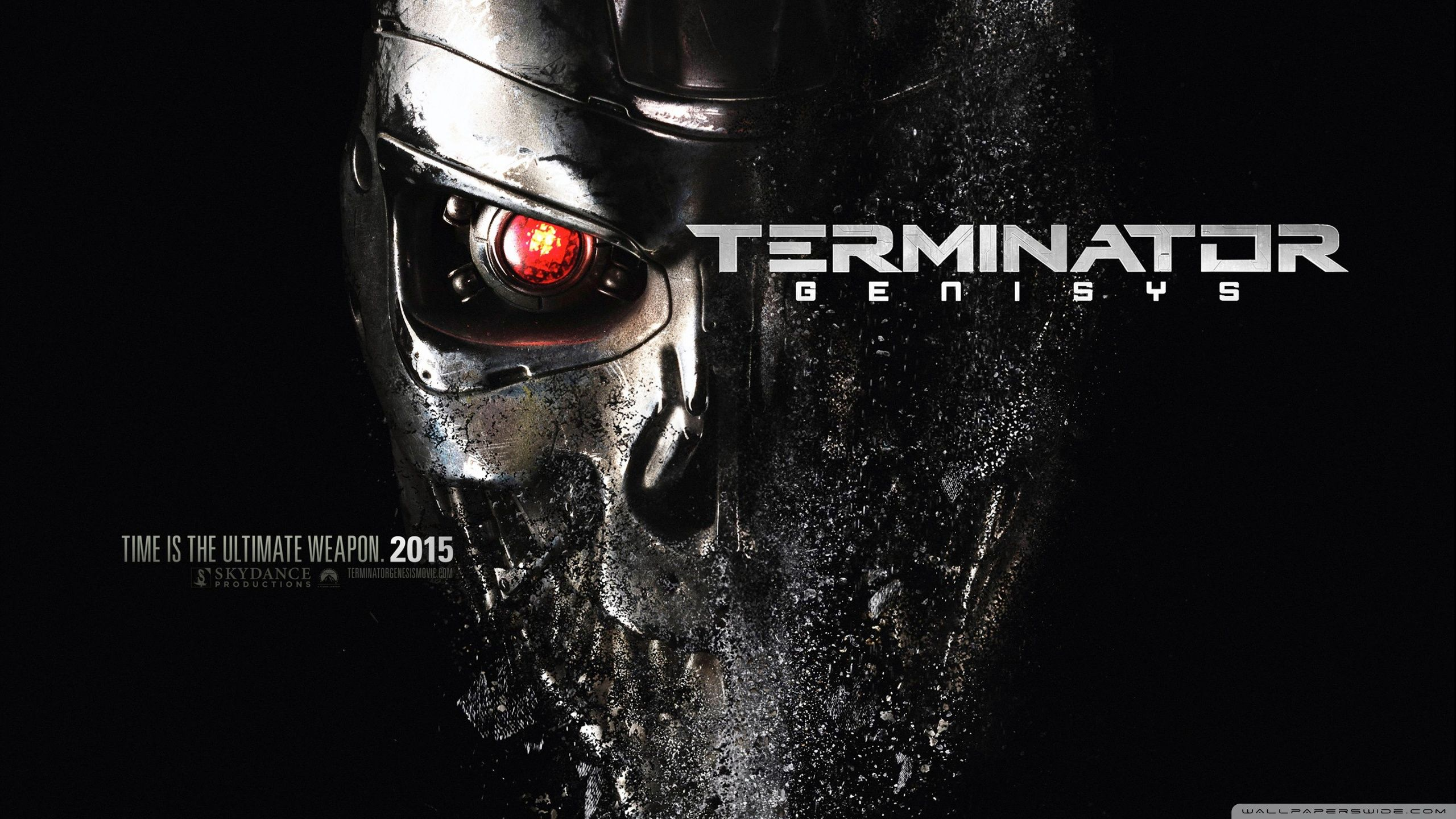 Desktop Cartoon Terminator Genisys Hd High With Animation ...