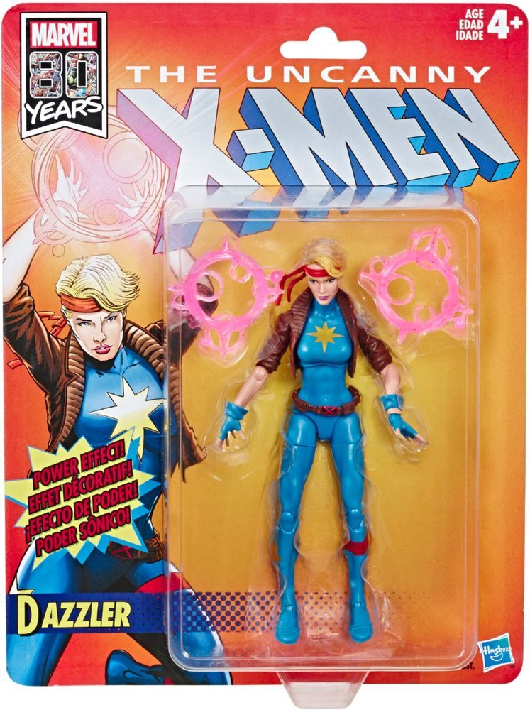Marvel Retro Collection Action Figure Storm The Uncanny X-Men Hasbro