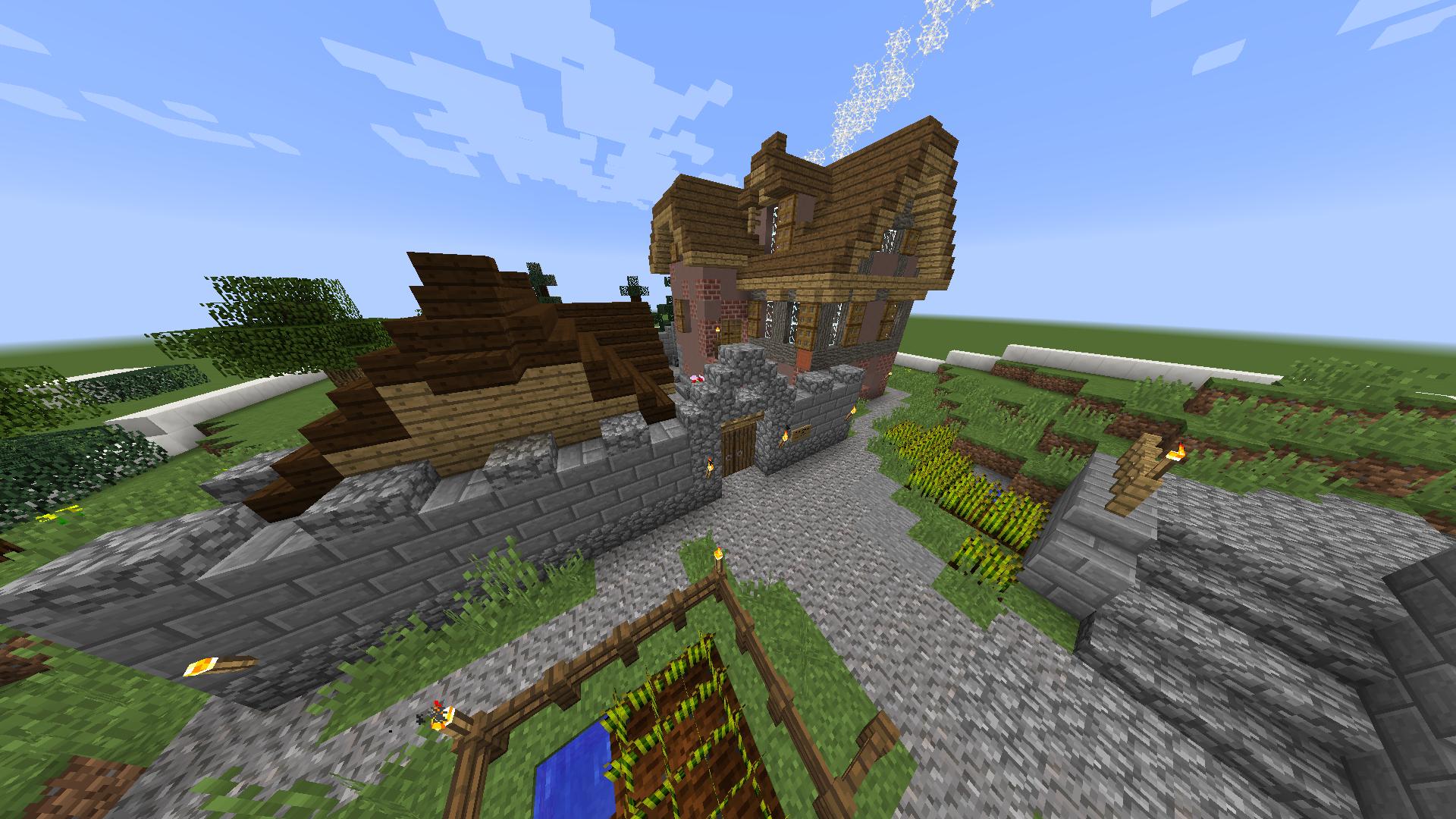 Pin von TheGamerforLive Discord auf Builder Minecraft | Pinterest ...