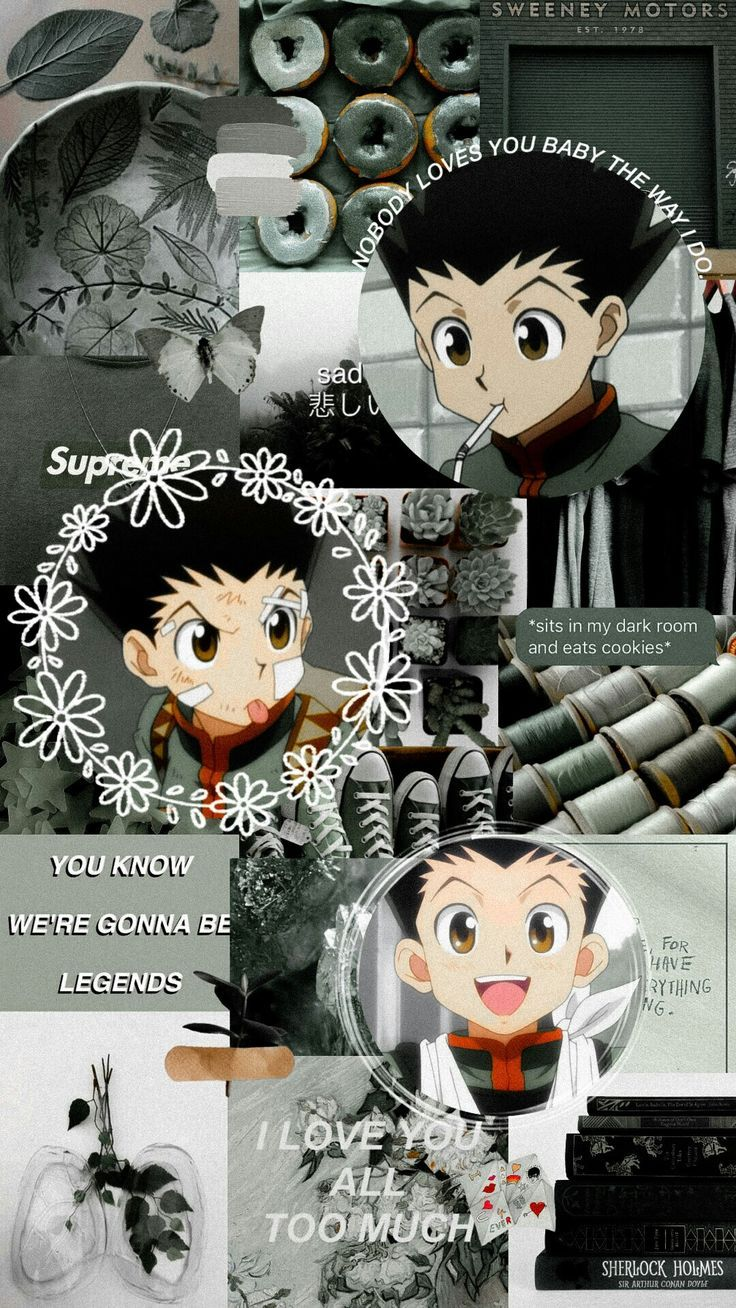 Pin By Leo On Hunter X Hunter Anime Artwork Wallpaper Anime Wallpaper Iphone Cute Anime Wallpaper
