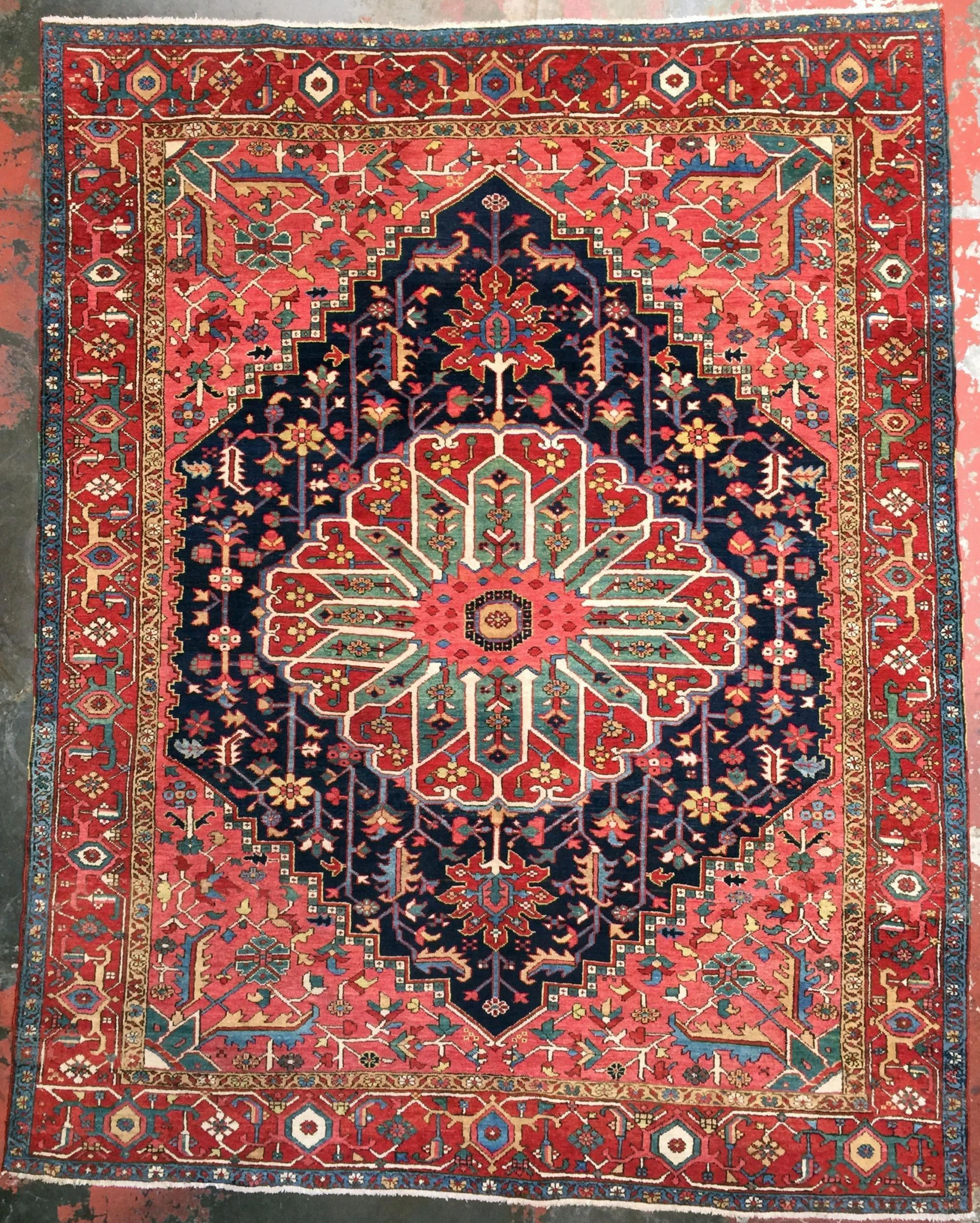 Pin by Marilena on tappeti Serapi rug, Rugs, Rugs on carpet