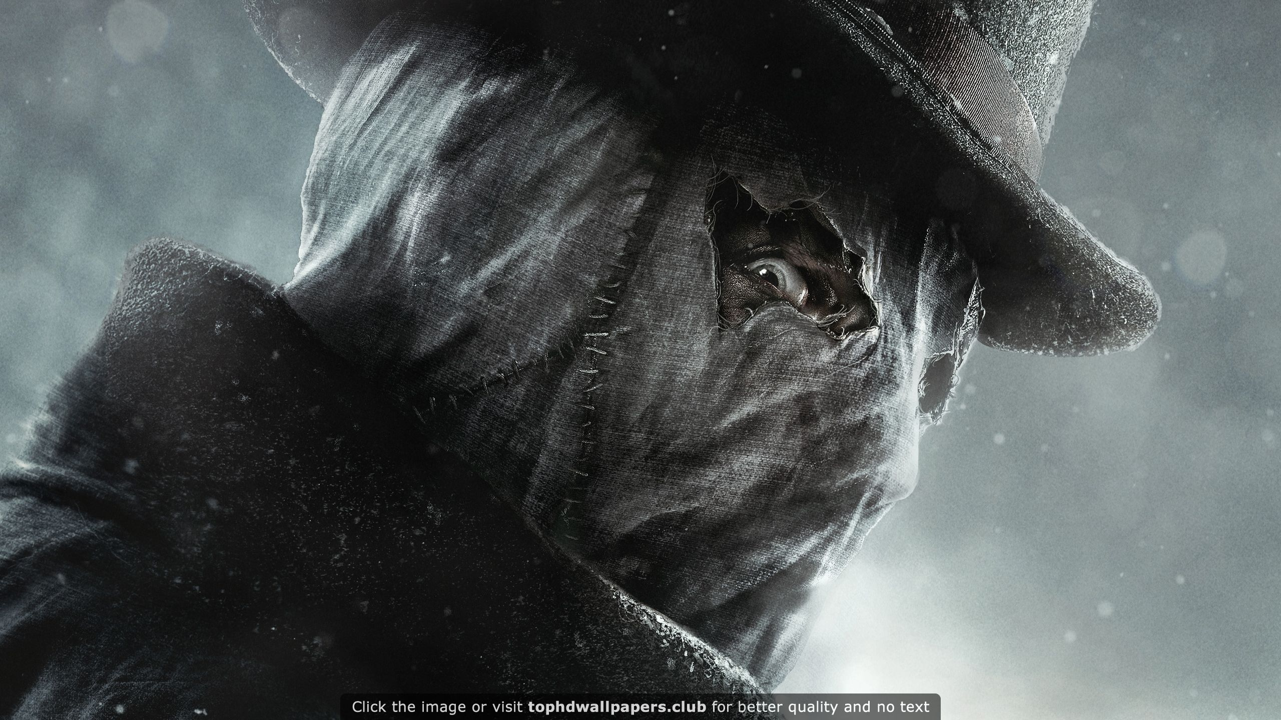 Jack The Ripper Hd Wallpaper For Your Pc Mac Or Mobile Device Assassins Creed Syndicate Syndicate Game Assassin