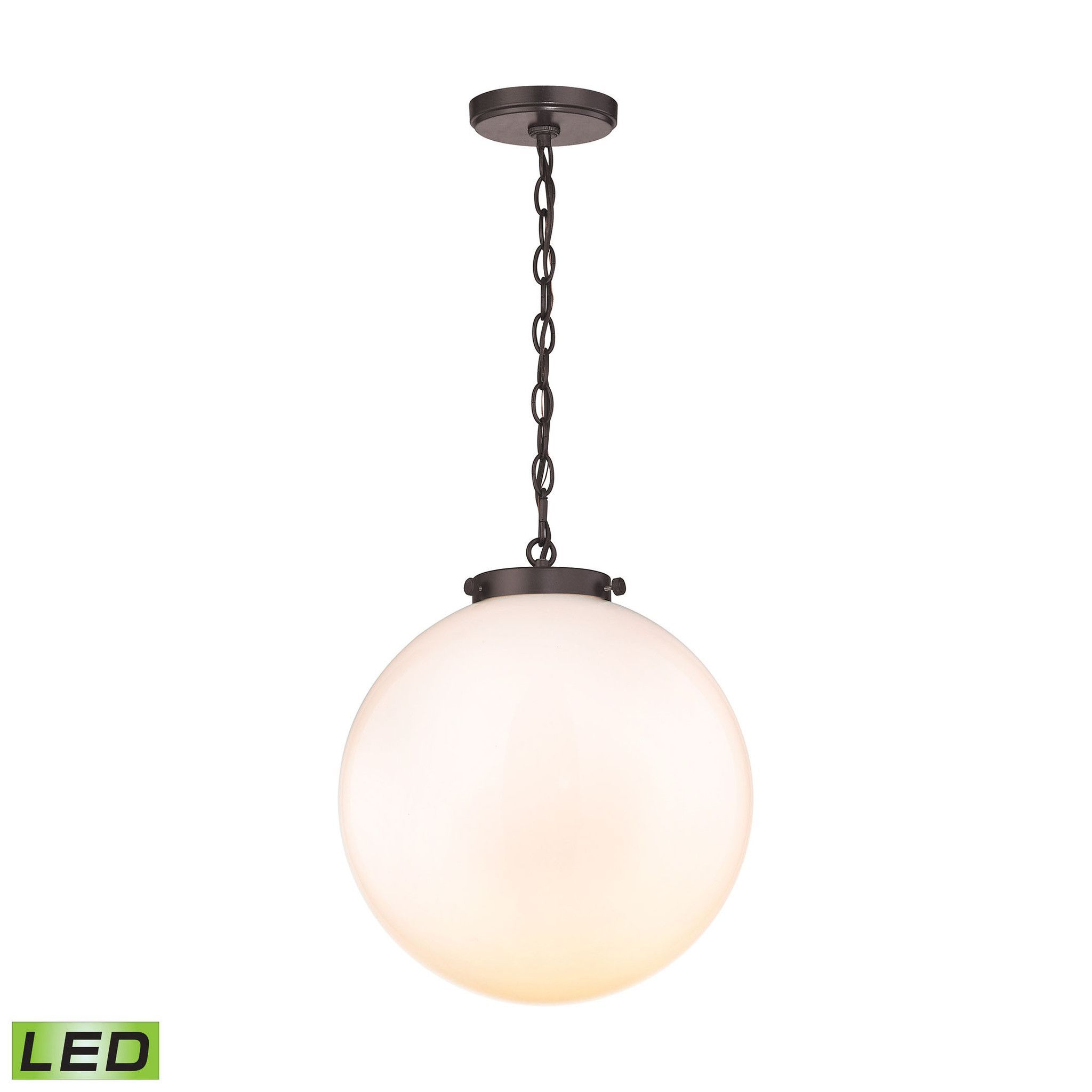 Gramercy light led pendant in oil rubbed bronze products