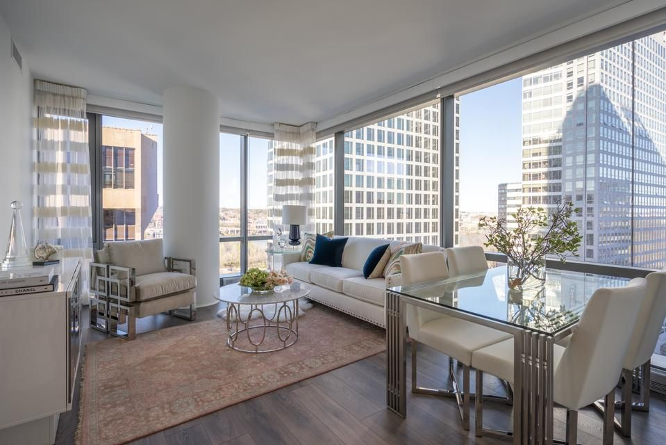 Central Place Arlington Va Satinflooring Highperformance Spartansurfaces Laminate Interiordes Multifamily Housing Luxury Apartments Interior Design