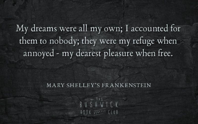 frankenstein mary shelley themes