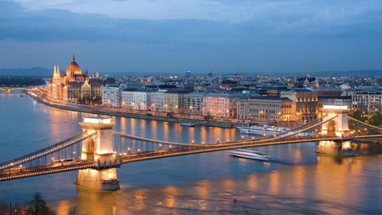 أين تقع مدينة بودابست Budapest Aerial View Relaxing Travel
