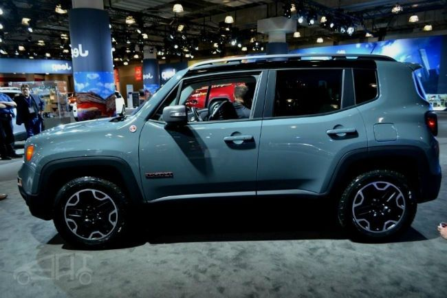 2016 Jeep Renegade Mpg