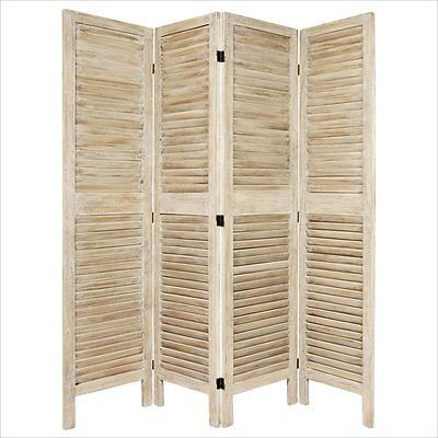 Screens and Room Dividers 31601 Oriental Furniture Tall Classic