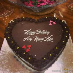 Download Birthday Wishes Cake With Name Happy Bday Cake Cake