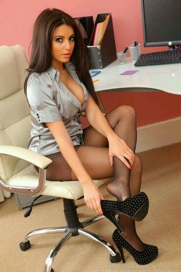 Hot sexy secretaries kozar set tiffany