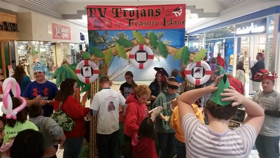 "TV Schools participated in the ""Books Ahoy!"" Reading Festival ..."