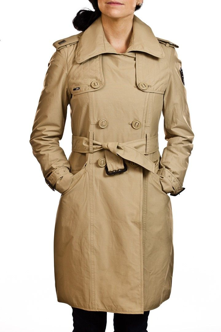 Nobis Justice trench coat. Available at fadedsoul.com