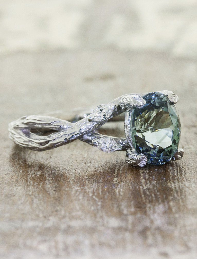 inspired blushingblonde ring uk wedding nature rings