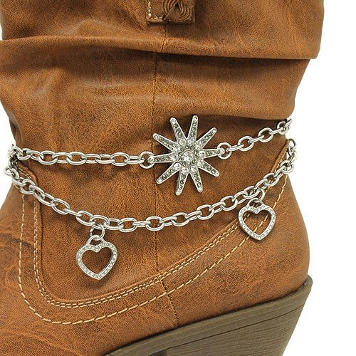 Cowgirls Fashion Boot Bling Boot Jewelry Western Silver Spur available at www.CowgirlsFashion.com   #Boot Jewelry#Boot Bling#Cowboy Boot Jewelry#Cowgirl Boot Jewelry#Cowgirl Boot Bling#Cowboy Boot Bling#