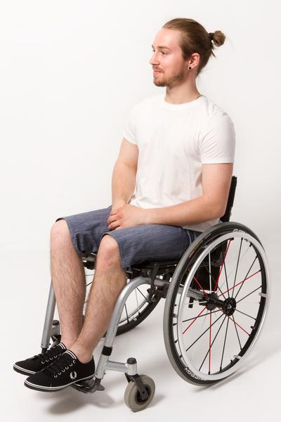 Denim Shorts Iz Adaptive