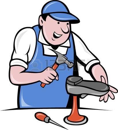 Resultado De Imagen Para Reparar Dibujo Cobbler Shoemaker Cartoon Styles