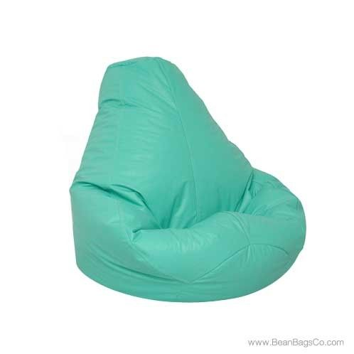 Lifestyle Extra Large Pure Bead Bean Bag Chair Aqua With Images
