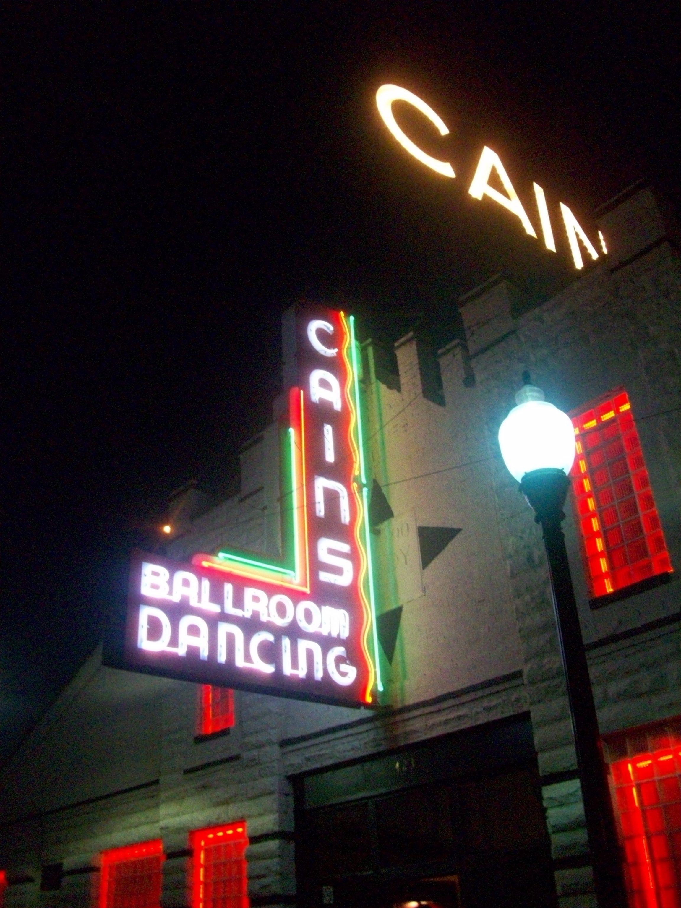Cain S Ballroom
