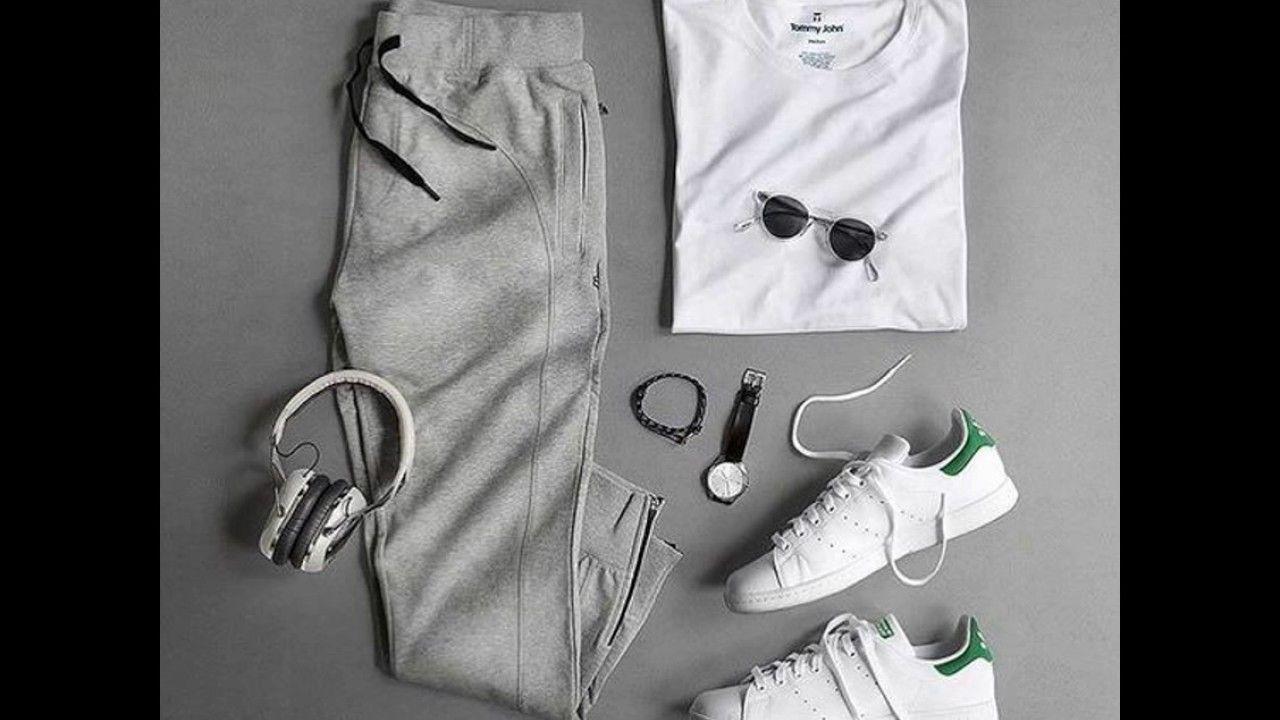 تنسيق بيجامة رياضية للرجال Clothes Fashion Pants