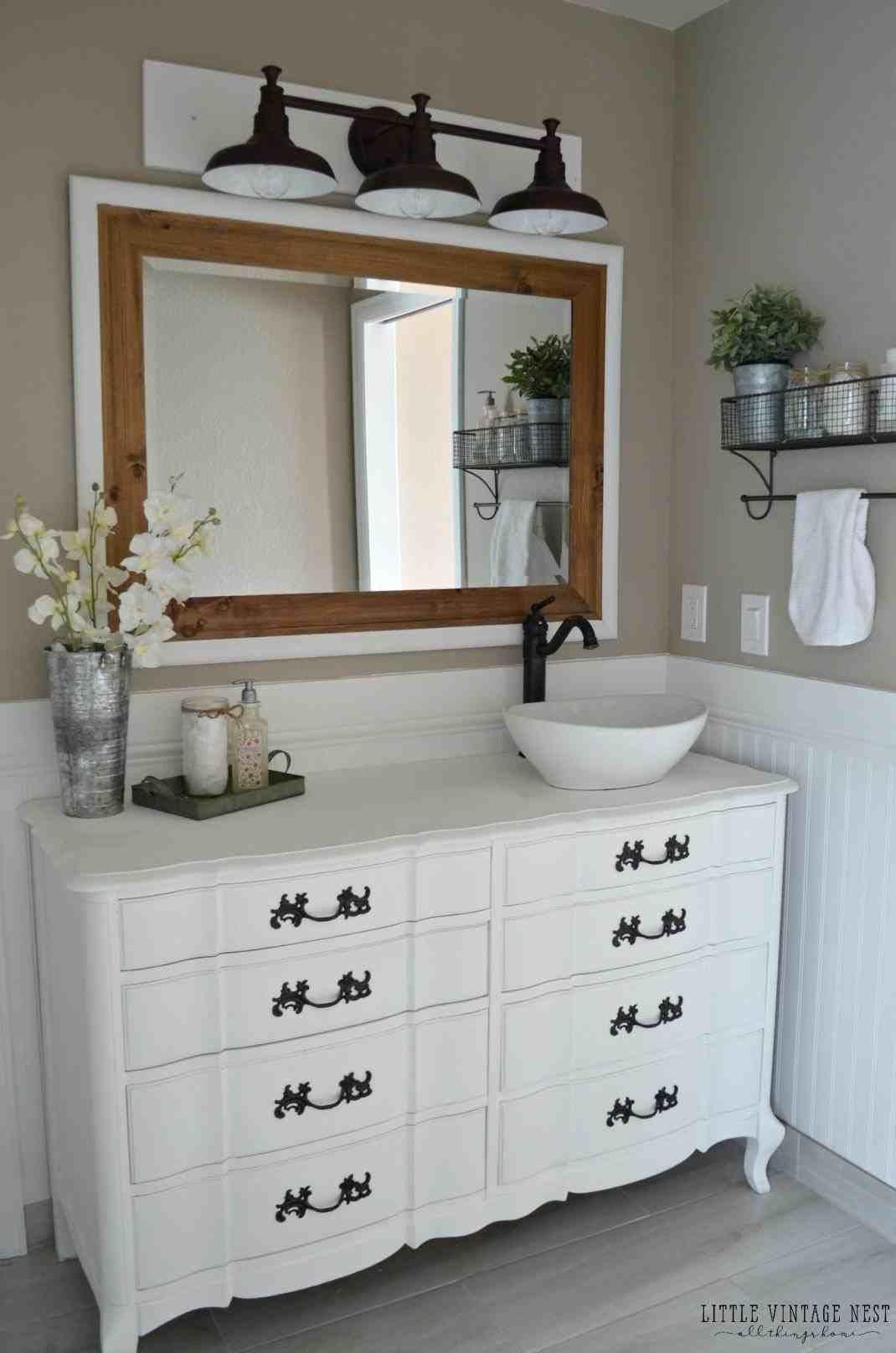 New Post Modern Farmhouse Bathroom Lighting Visit Bobayule Trending - Primitive bathroom lighting