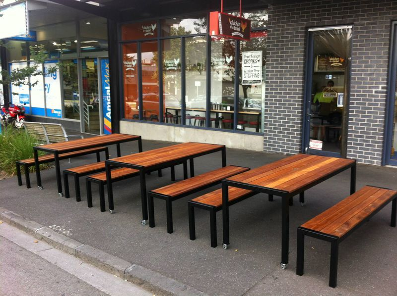 Café Outdoor Furniture Melbourne | Commercial Outdoor Furniture .