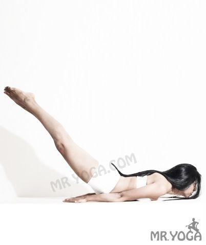 viparita salabhasana  types of yoga