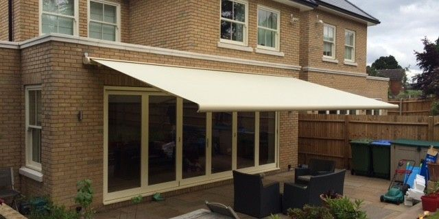 Markilux 5010 Awning For Residential Properties