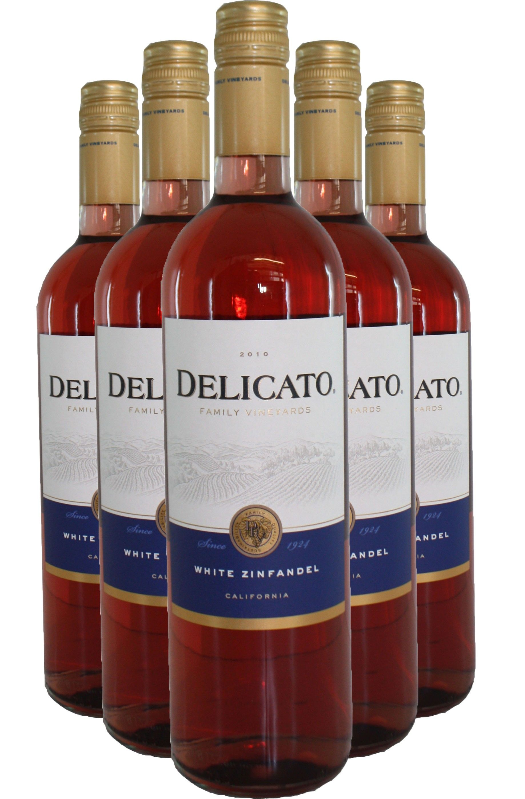 Founded By Gaspare Indelicato In 1924 Delicato Family Vineyards Goal Has Always Been To Grow The Finest Possi Growing Wine Grapes White Zinfandel Premium Wine