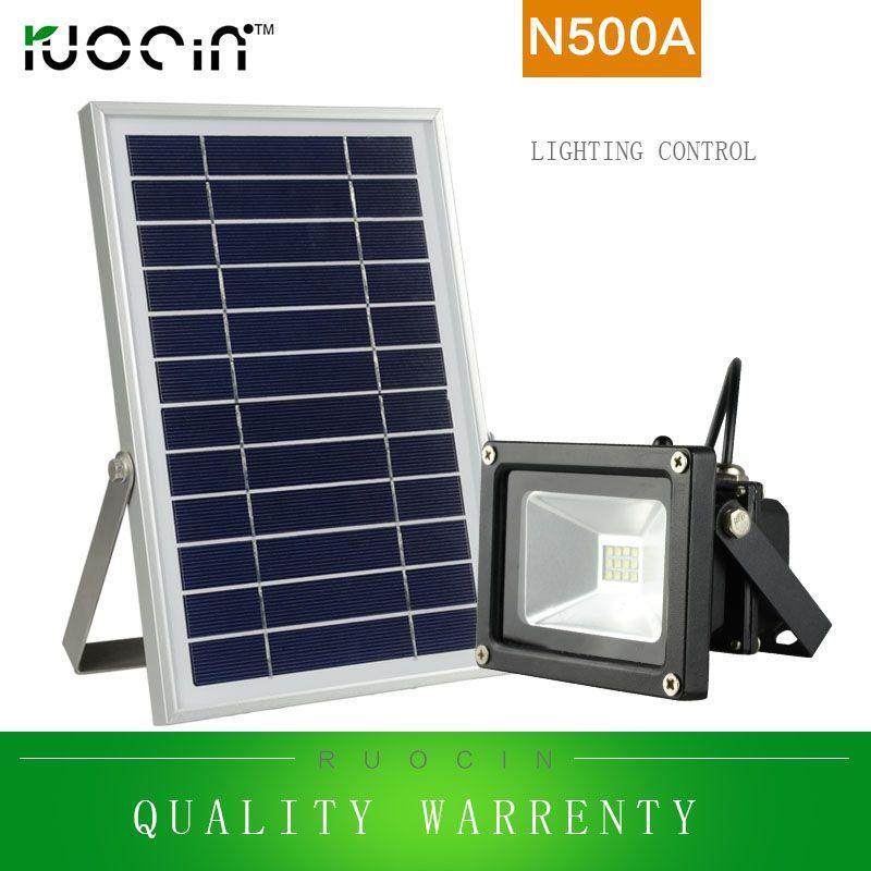 High Power 6v 6w Solar Panel Flood Light Street Light Super Bright 6 V Solar Led Lamp Sun Charger Solar Lighting Solar Flood Lights Solar Power