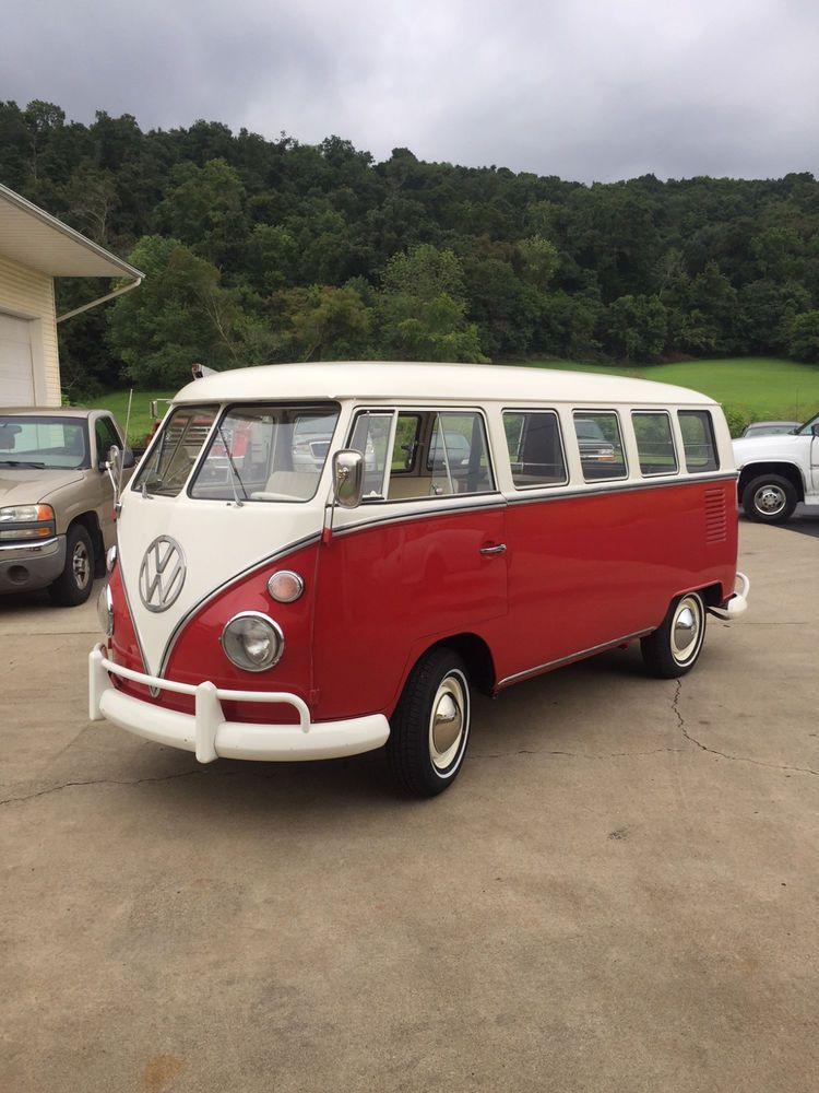 1967 Volkswagen Bus/Vanagon Deluxe 1967 13 Window Deluxe Walkthrough