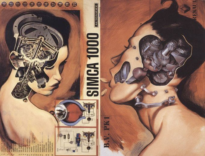 Fernando Vicente\'s Anatomical Art | Volar