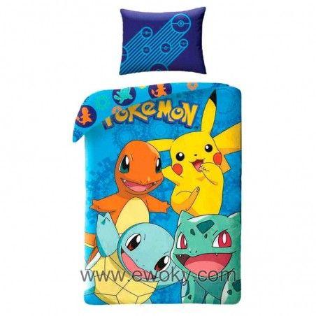 Funda nordica Pokemon cama 90cm 36,32 € Tamaño funda: 140x200cm