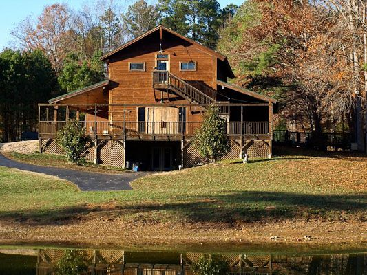 The Barn at Valhalla in Chapel Hill a rustic country