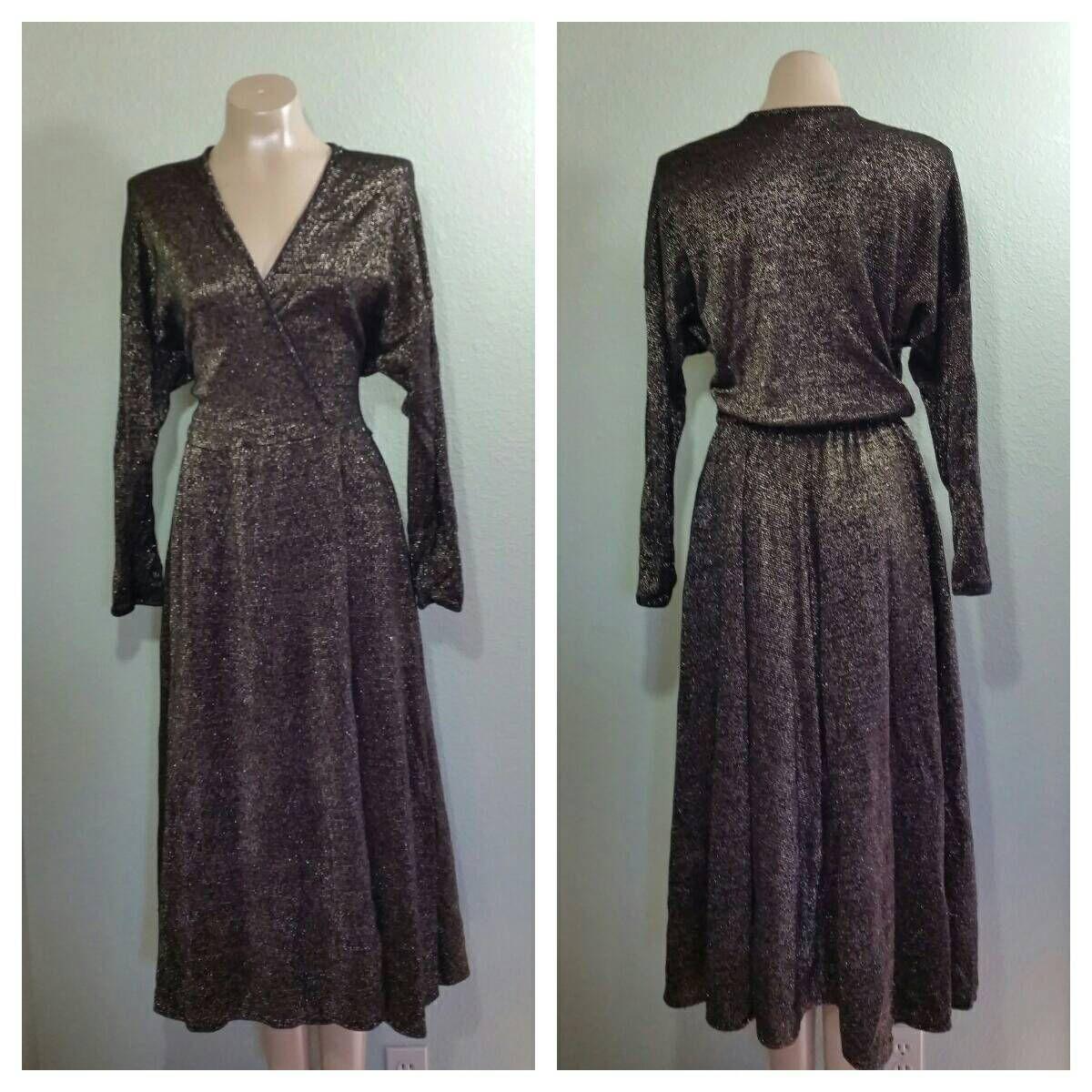 Vintage 70 S Maxi Dress Metallic Knit Wrap Dress By Etsy 70s Maxi Dress Knit Wrap Dress Metallic Knits [ 1200 x 1200 Pixel ]