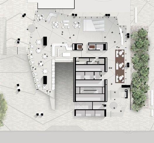 One One Eagle Street,Ground Level Plan