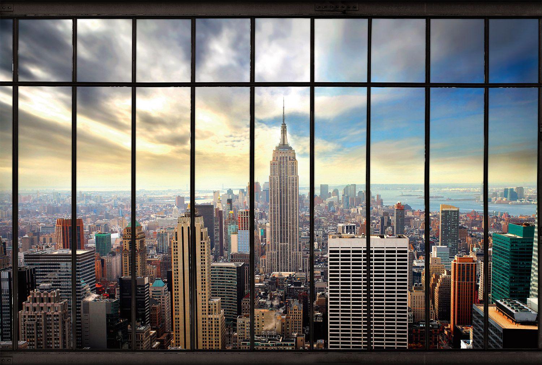Poster Mural Xxl New York. Wall Mural Photo Wallpaper Xxl New York ...
