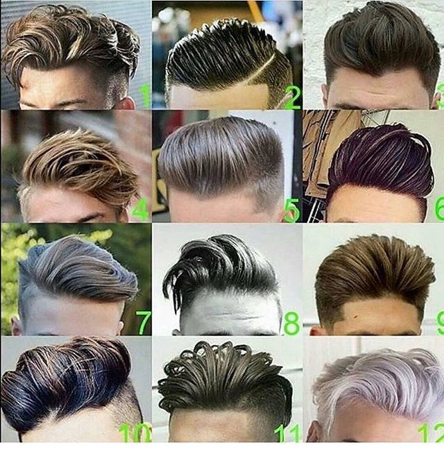 Which Is Your Favorite Hairstyle? • • Check Out More At ...