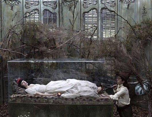 snow white by Eugenio Recuenco