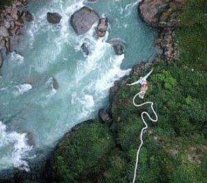 Http Www Nepalspiritualtrekking Com Nepal Adventure Activities Bungy Jumping In Nepal Html Bungee Jumping Asia Travel Travel