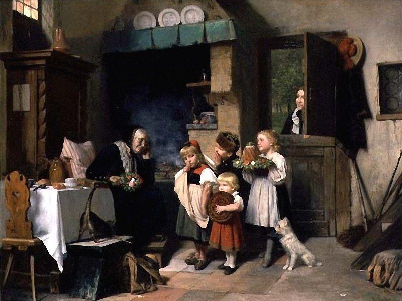 fritz-sonderland-grandmothers-birthday-cake.jpg 800×599 piksel